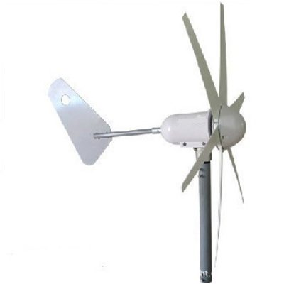 Mua Tuabin gió 400W tặng ngay Bộ điều khiển năng lượng gió 12V 24V