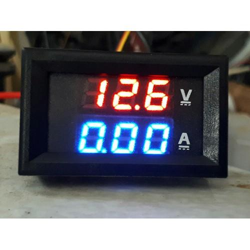 nhuttran103 - Đồng hồ điện áp DC 2.5-30V
