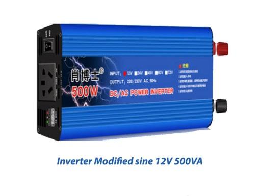 nhuttran108 1 - Bộ kích điện Inverter Modified sine 12V 500VA
