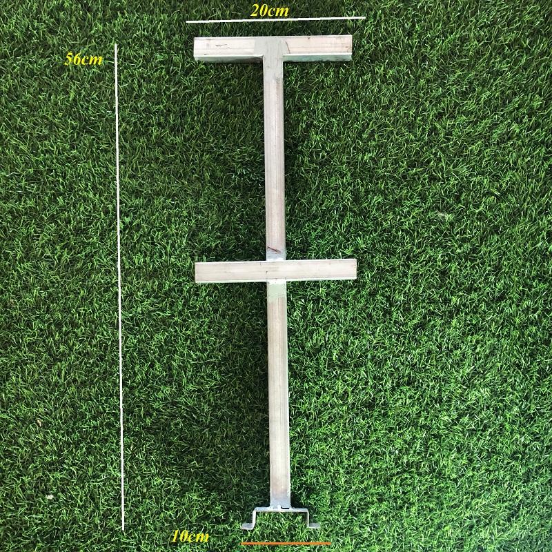 nhuttran115 - Giá đỡ đèn led 2 thanh ngang 20cm