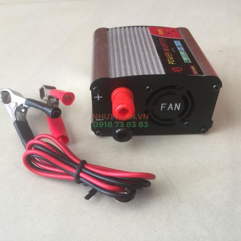 nhuttran127 - Kích điện Inverter modified sine 12V 300W