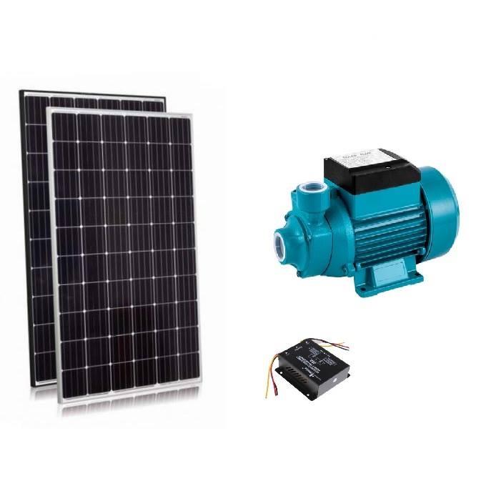 nhuttran128 - Hệ thống bơm nước Năng lượng Mặt trời 180W giá tốt