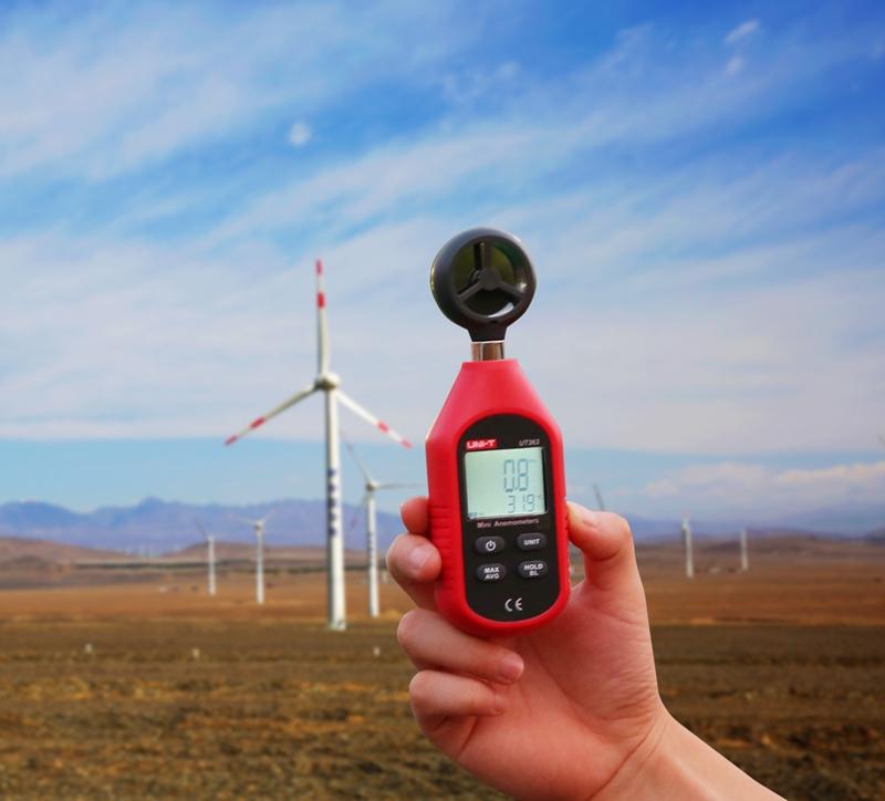 nhuttran154 - Máy đo tốc độ gió UNI-T UT363