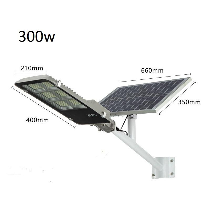nhuttran215 - Đèn đường Năng lượng Mặt trời 300W