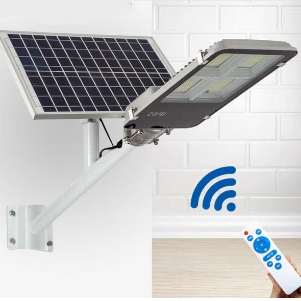 nhuttran216 - Đèn đường Năng lượng Mặt trời 200W