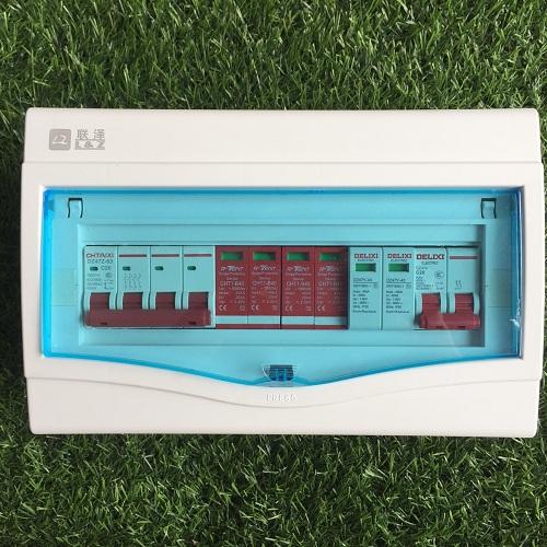 nhuttran230 - Tủ điện Năng lượng Mặt trời 5Kw