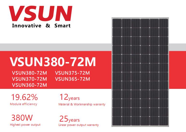 nhuttran232 - Hệ thống hòa lưới điện mặt trời 50Kw của VSUN