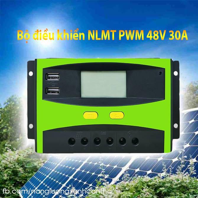 nhuttran70 - Bộ điều khiển Năng Lượng Mặt Trời PWM 48V 30A