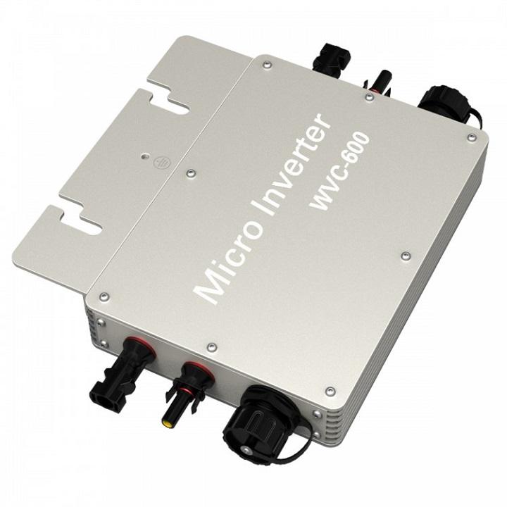 nhuttran80 - Bộ hòa lưới Micro Inverter WVC-600W