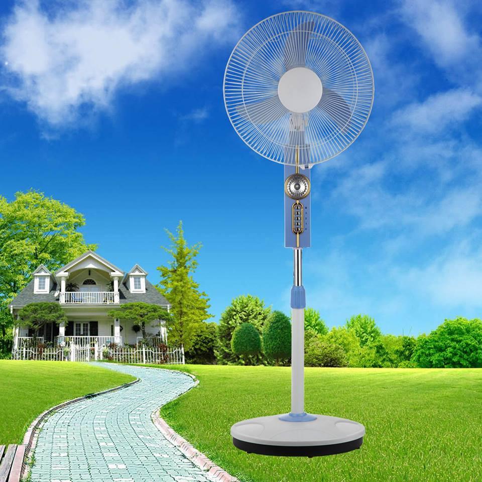 nhuttran86 - Quạt điện Năng lượng mặt trời