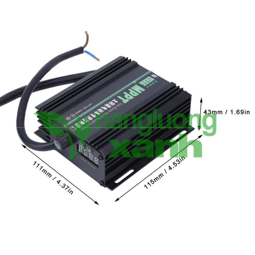 New0011 1000x1000 - Sạc Năng Lượng Mặt Trời Cho Xe Điện MPPT 48V 60V 72V JNGE JN-EVS