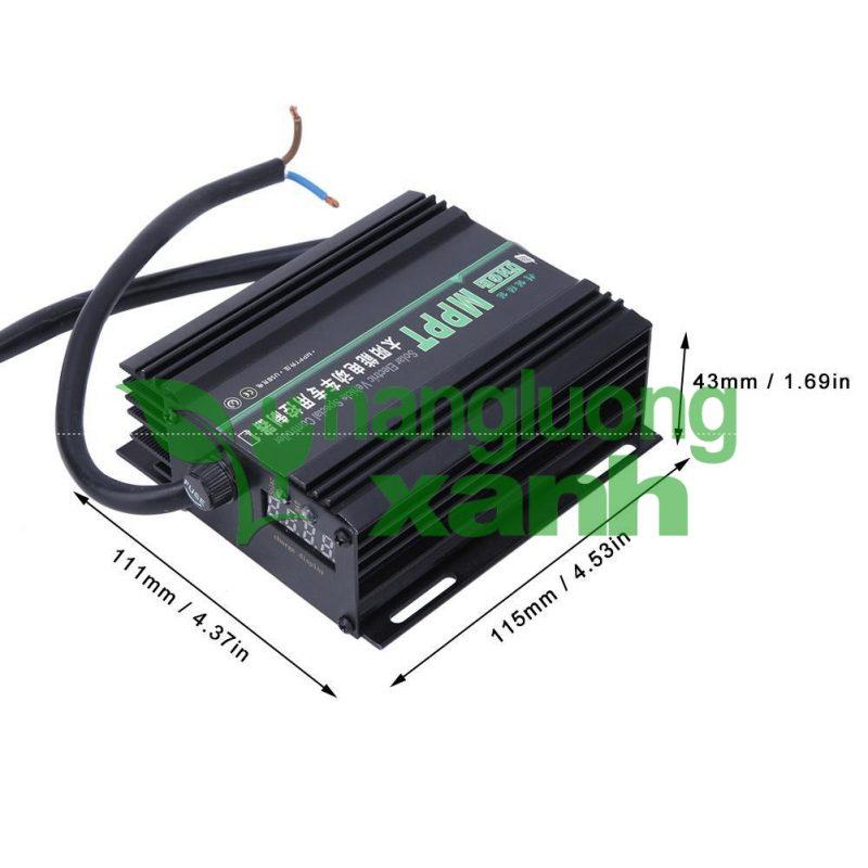 New0011 800x800 - Sạc Năng Lượng Mặt Trời Cho Xe Điện MPPT 48V 60V 72V JNGE JN-EVS