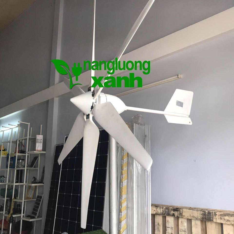 Tuabin gio 48V 1000W - Tuabin gió 48V 1000W