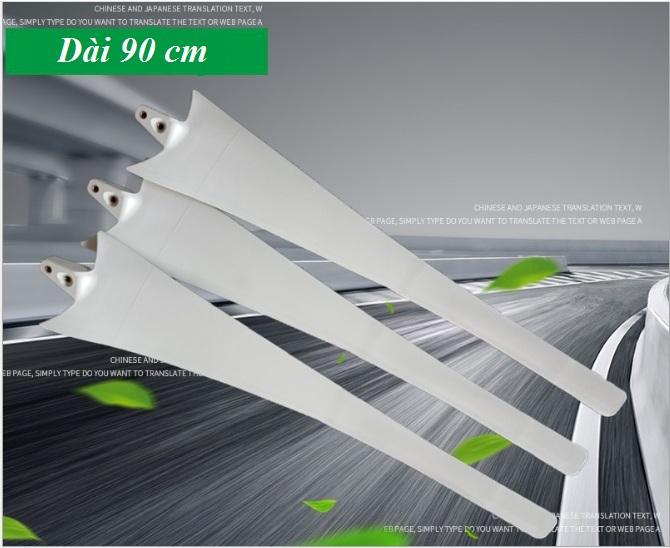 canh 0.9m - Cánh tuabin gió trục ngang dài 90 cm