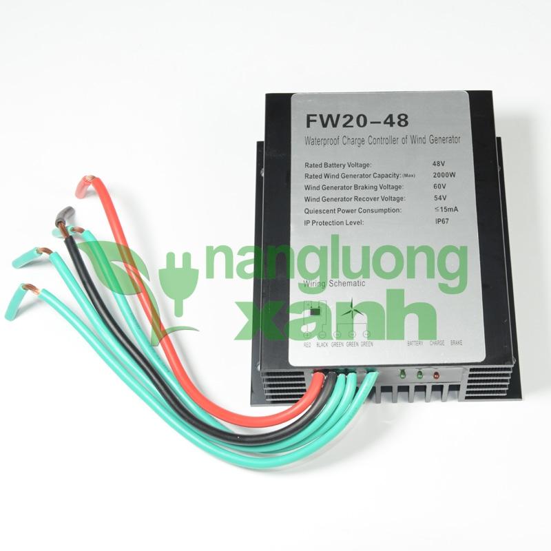 HTB1Ri2cXvjsK1Rjy1Xaq6zispXab1 - Bộ điều khiển sạc gió 48V 2000W