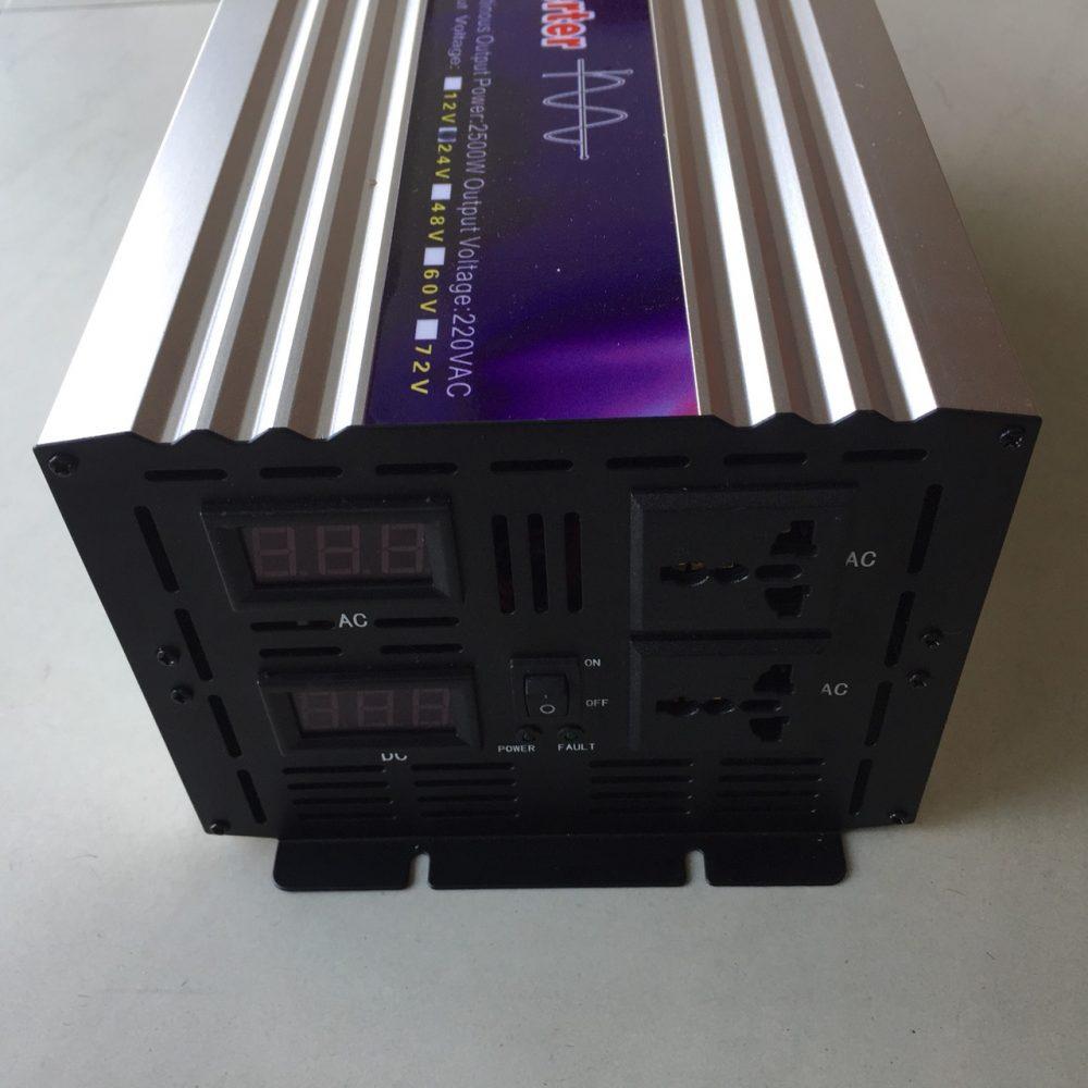 Inverter pure sine 24V 2500W. 1000x1000 - Inverter pure sine 24V 2500W giá rẻ, chính hãng