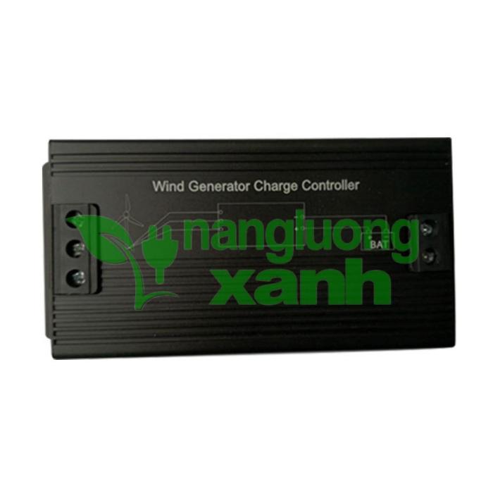 dk gio 1000W1 - Bộ điều khiển sạc gió 12/24/48V 1000W