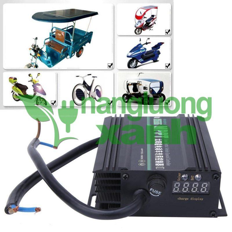 New0008 800x800 - Sạc Năng Lượng Mặt Trời Cho Xe Điện MPPT 48V 60V 72V JNGE JN-EVS