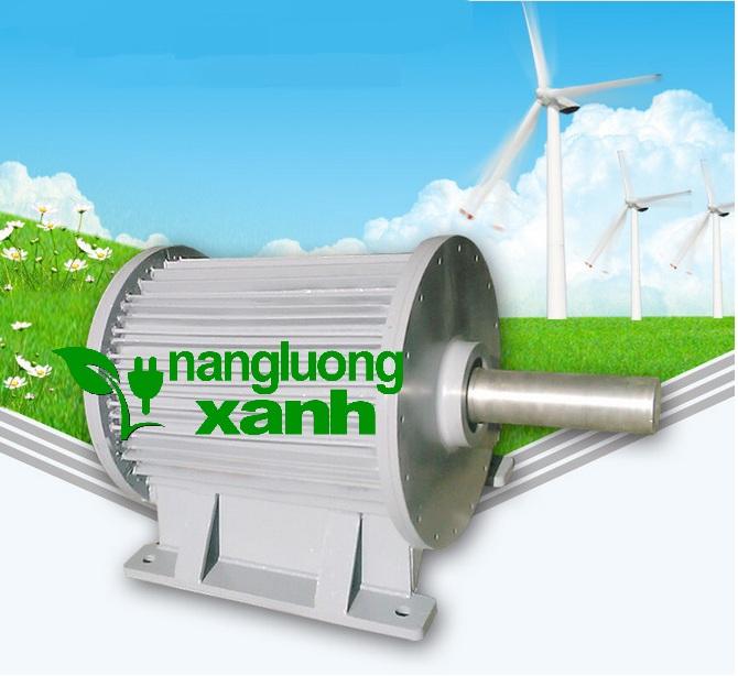 cu 3k 1 - Củ phát điện tuabin gió 3Kw HCC-CP3K