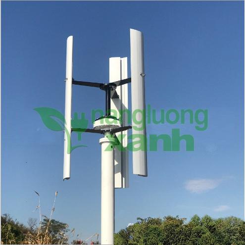 tg300w1 - Tuabin gió trục đứng 300W hệ 24/48V