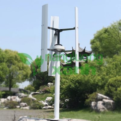 z1973815500737 68482ce22a906220264859bc59ceddda1 400x400 - Tuabin gió trục đứng 300W hệ 24/48V