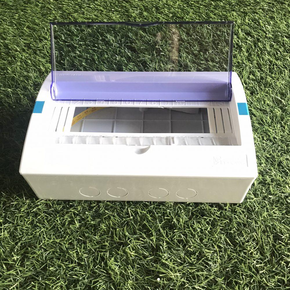 13 tep 2 1000x1000 - Tủ điện nhựa ABS 13 tép