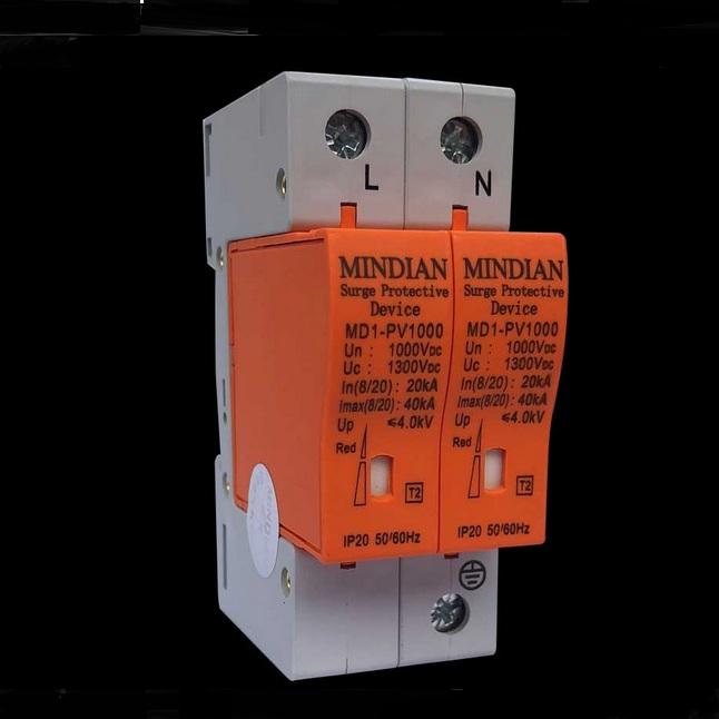 midian - Chống sét DC 40Ka 2 pha Mindian