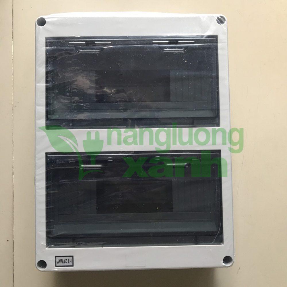 z2305832035518 9b790cf6d6102bc635e6aec0ff13d31b1 1000x1000 - Tủ điện nhựa ABS 24 tép chống nước